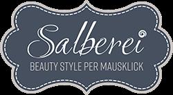 Salberei.ch - Ihr Kosmetik Shop in Montlingen - Rheintal-Logo